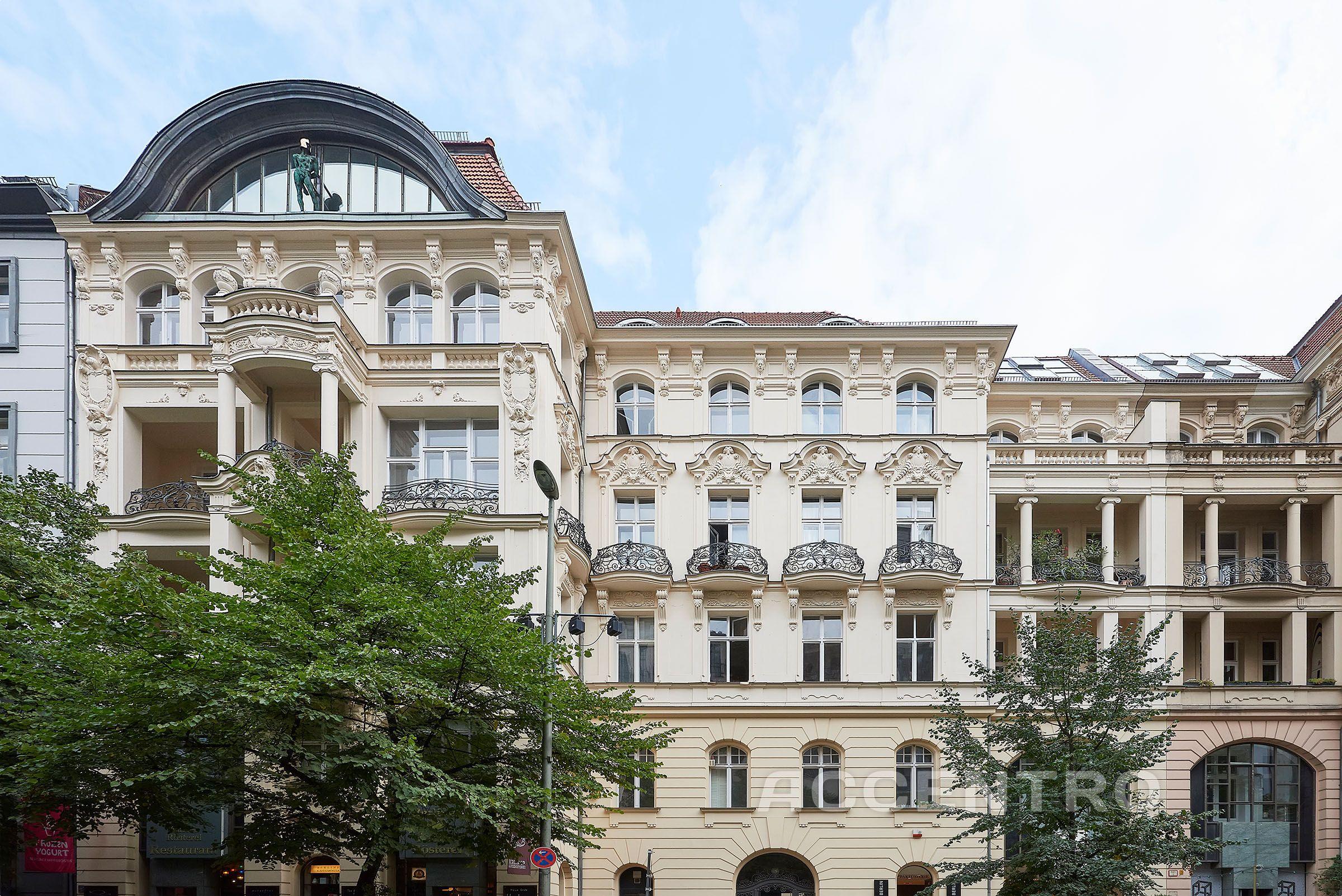 Eigentumswohnung Berlin Charlottenburg, Uhlandstraße 173
