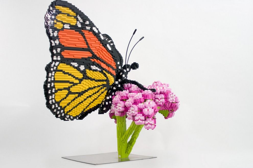 Nature, Art and Legos Come Together at Tucson Botanical Gardens ...