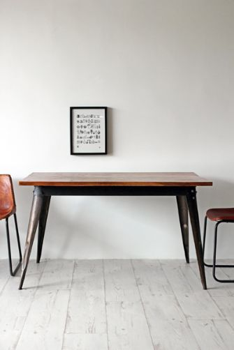 Cafe Style Dining Table