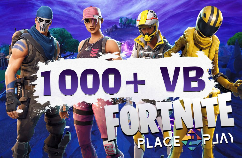Fortnite 1 000 V Bucks 1 50lvl Limited Offre Free Shipping Fortnite Canada Game Epic Games Fortnite Fortnite Epic Games