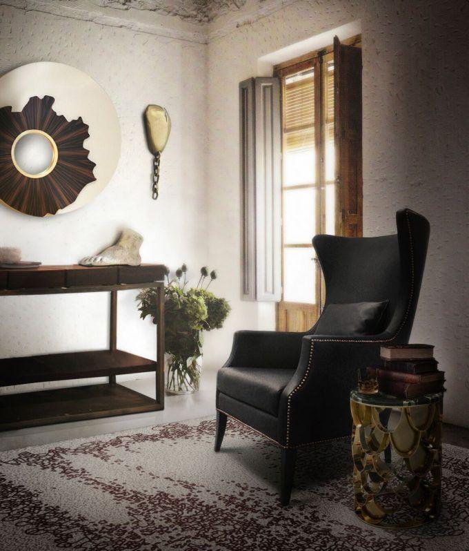 ... Sessel Wohnzimmer Sessel, Bar Stühle, Wohnzimmer Gestaltung Oder  Hospitality Design Projekt   #Einrichtungsideen #Wohnideen #Klassischen # Modernen #Stil ...
