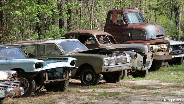 Learn to Junkyard Like a Pro and Save Big Scrap car, Car