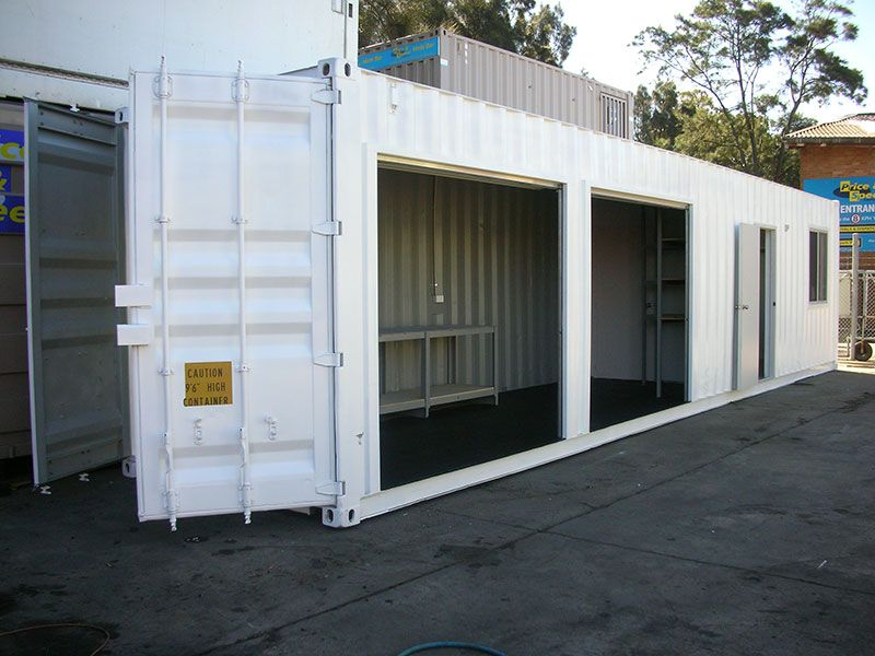 40 39 shipping container workshop google search zuk nftige projekte pinterest. Black Bedroom Furniture Sets. Home Design Ideas