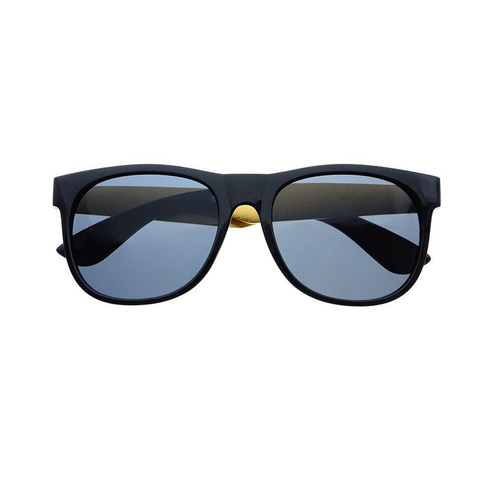 Hieroglyphic Style W2210 Unisex Sunglasses Wayfarer Print Lens Dark OZlkXiTwPu