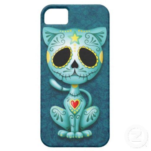 Zombie Sugar Cat iPhone 5 Case