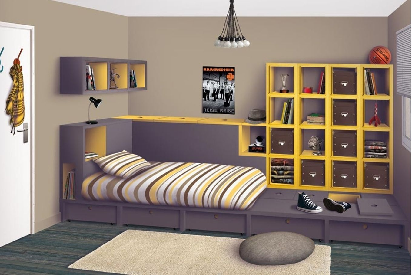 Pin On Decoration Chambre