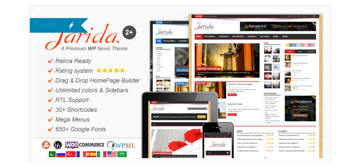 21 Best Wordpress Theme for Adsense | Best WordPress Theme for ...