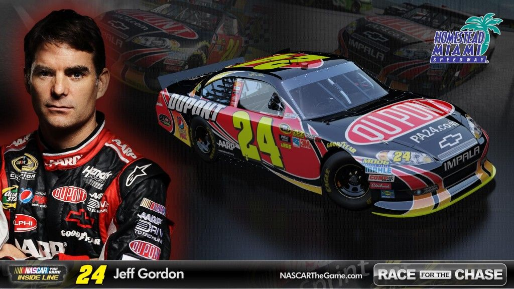Formula 1 Jeff Gordon