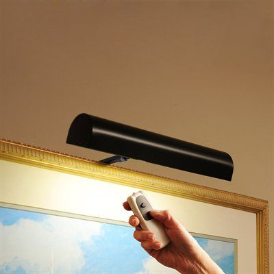 Halcyon Times Cordless Dimmable Remote Control Picture