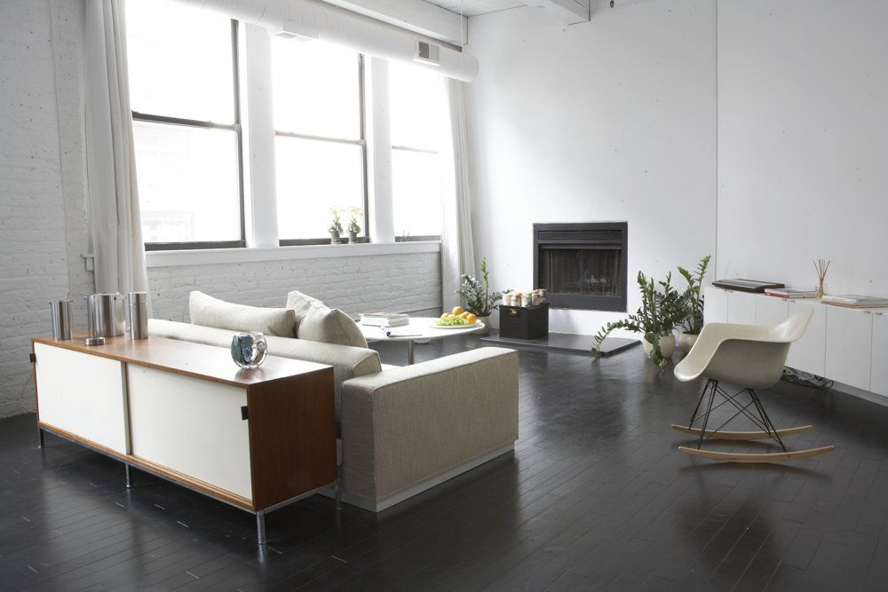 love this florence knoll credenza