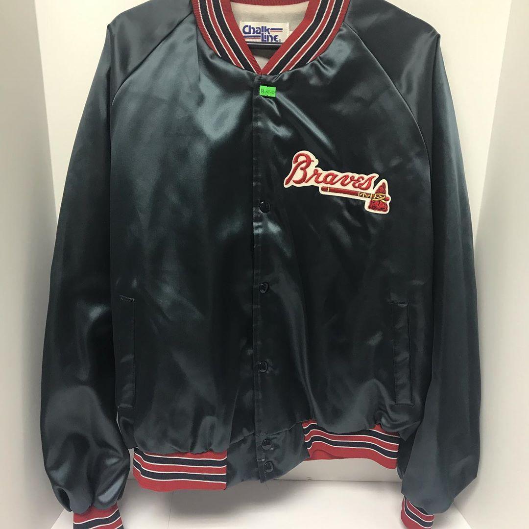Vintage 90 S Atlanta Braves Jacket Xl 40 Atlanta Braves Atl Atlantabraves Mlb Vintage Jacket Winterclothes B Winter Outfits Jackets Vintage Outfits