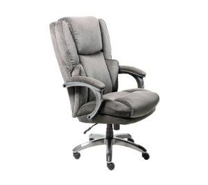 Online Serta And Tall Charcoal Microfiber Executive Chair 40916