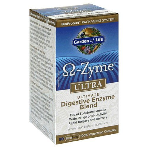 As we age, we no longer make enough enzymes to properly digest food, which is why THIS can be a lifesaver!