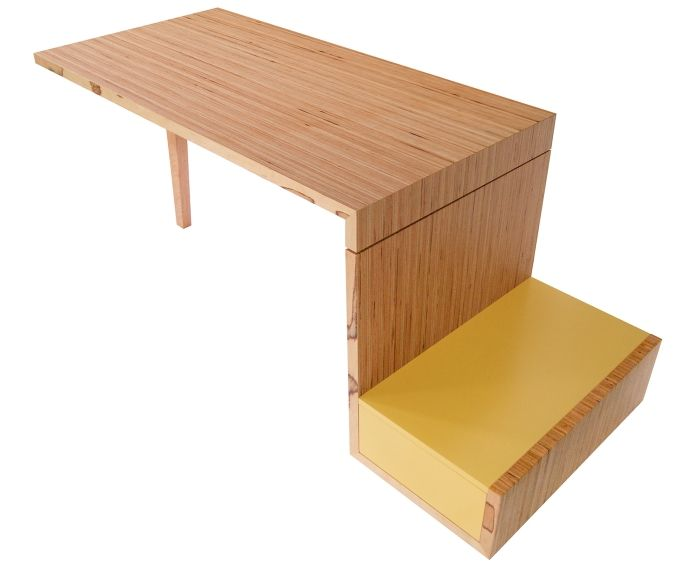 Pollmeier bureau et table à un pied furniture tables and