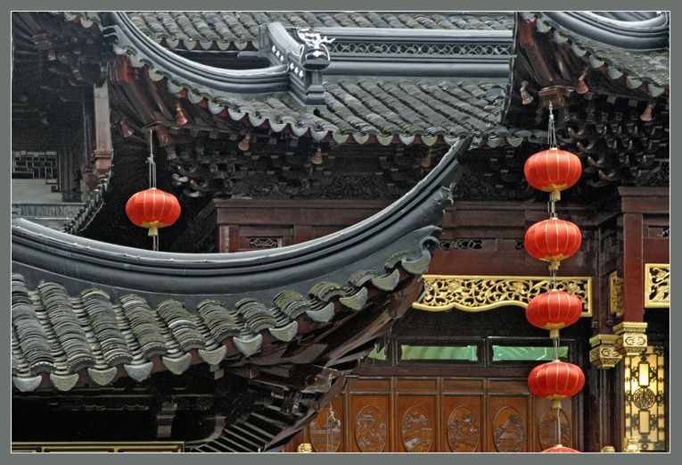 Chinese Roof Study