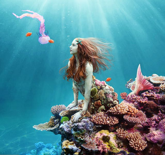 #mermaid. I need someone to take a picture of me like this. I'm obsessed with mermaids