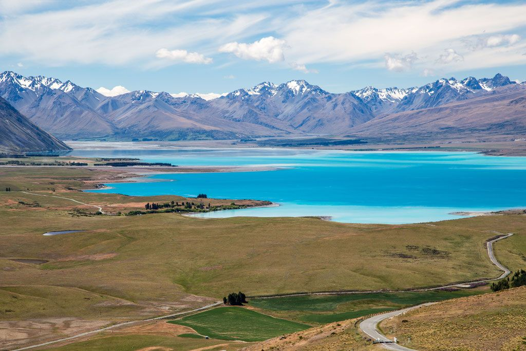 2 Week Self Drive Road Trip Itinerary Around New Zealand's ...