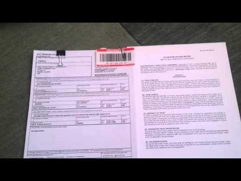 UCC-1 & Trust (Status Correction in Commerce) - YouTube | Birth ...