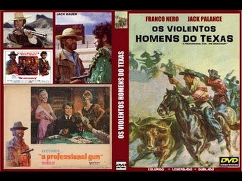 Os Violentos Homens Do Texas 1968 Faroeste Filme Completo