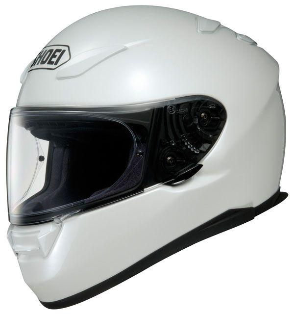 Kask Xr 1100 Shoei Integralny Kolor Bialy Szybka Dostepny Na Www Motocyklowy Pl Shoei Kask Moto White Motorcycle Helmet Motorbike Helmet Motorcycle Helmets