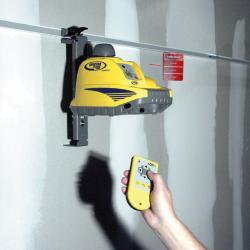 Self Leveling Roto Laser Kit Horizontal Vertical Work Platforms