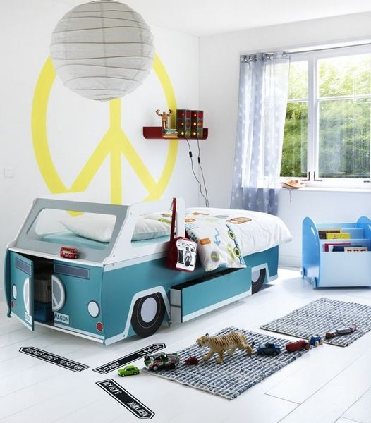 Cool Wagon Lits 1 Place Lits Chambres Meubles Fly Toddler Bed Bed Home
