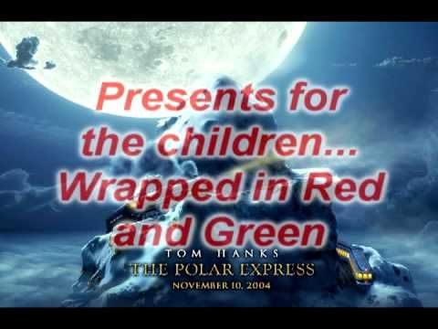 When Christmas Comes To Town The Polar Express Lyrics Christmas Music Christmas Concert Polar Express Soundtrack
