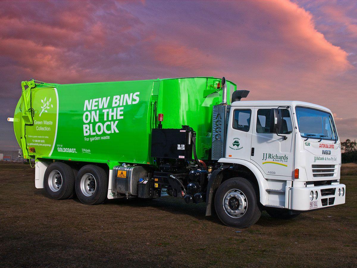 Melbourne City Council Garbage