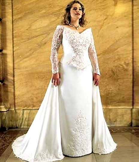 Wedding Attire Rental: Wedding Dresses Plus Sizes. 17 Best Images About Fat