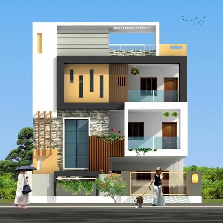Disine madhavarao building elevation house modern bungalow exterior front designs also design rh pinterest