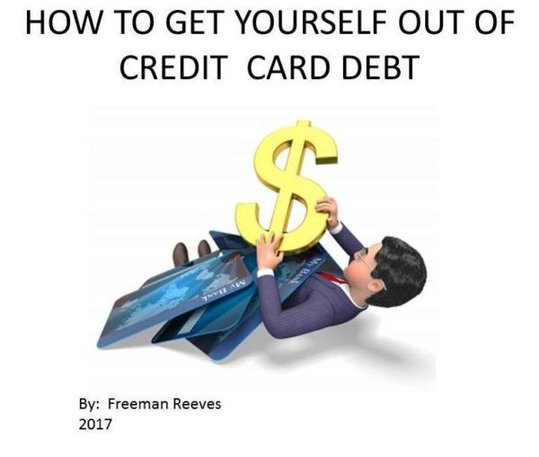 Drowning in credit card debt? Get your life back with this simple do