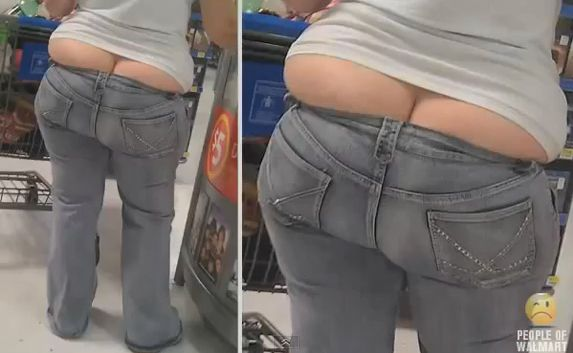 the people of walmart sexy and i know it