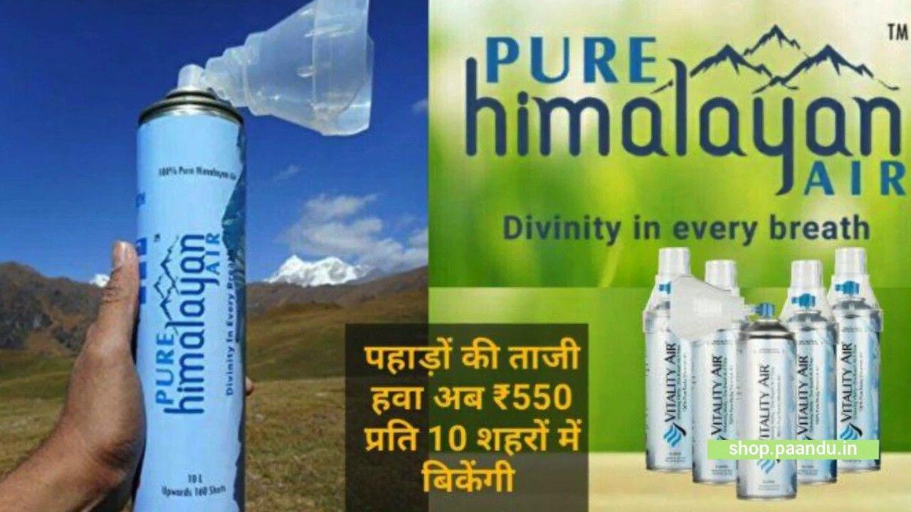 Pure Mountain Air an interim respite to Delhi's critical