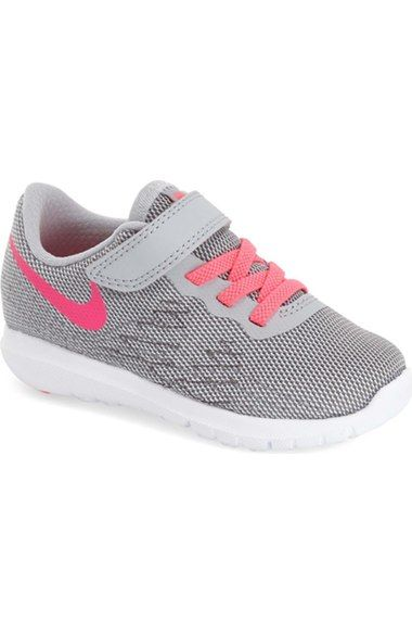 Nike 'Flex Fury 2' Athletic Shoe (Baby