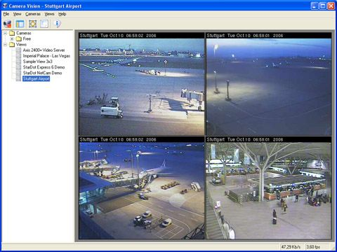 Camera Vision - video surveillance on C# | LEARNING in 2019