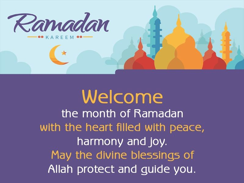 Happy Ramadan Messages For Facebook And Whatsapp Ramadan Messages Ramadan Greetings Ramadan Wishes