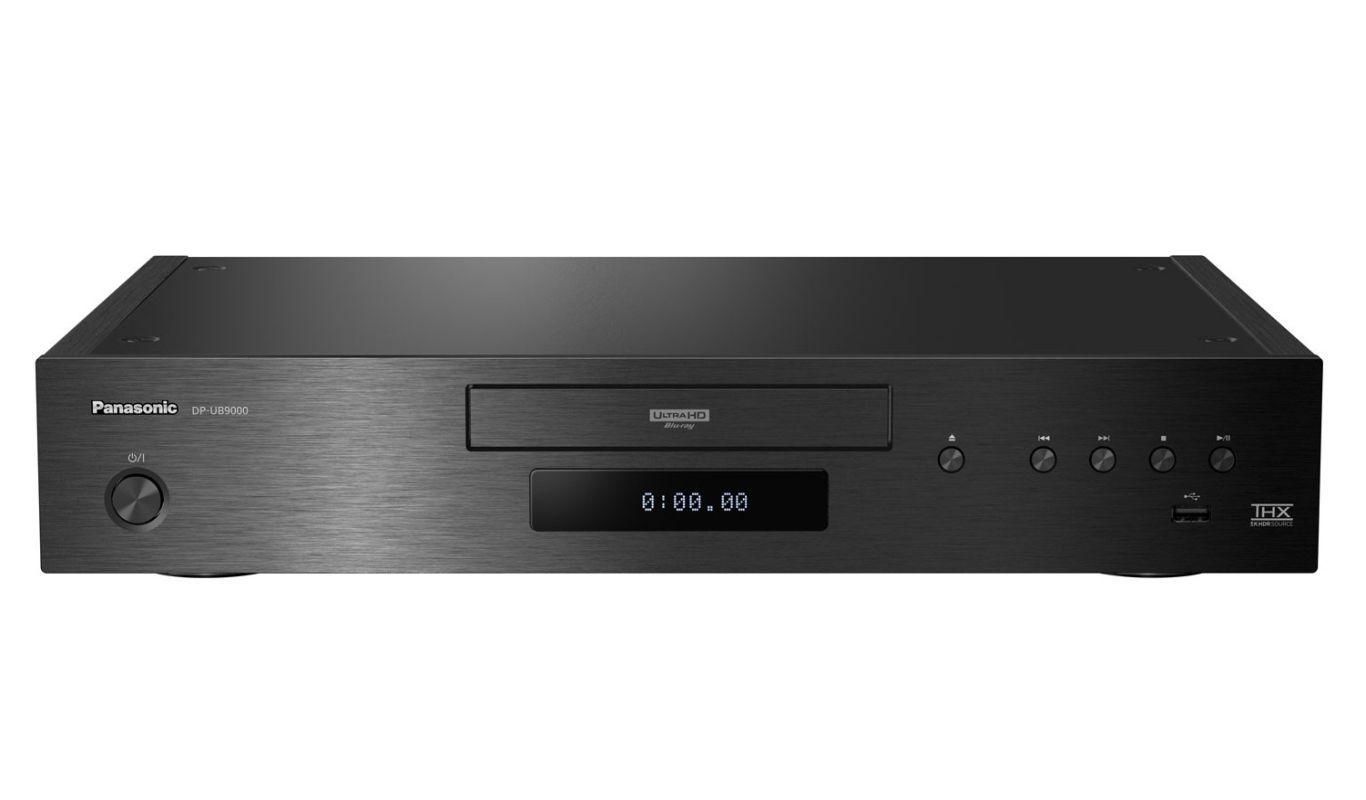 Panasonic Intros Ub9000 4k Blu Ray Player With Dolby Vision Blu Ray Player Panasonic Blu Ray