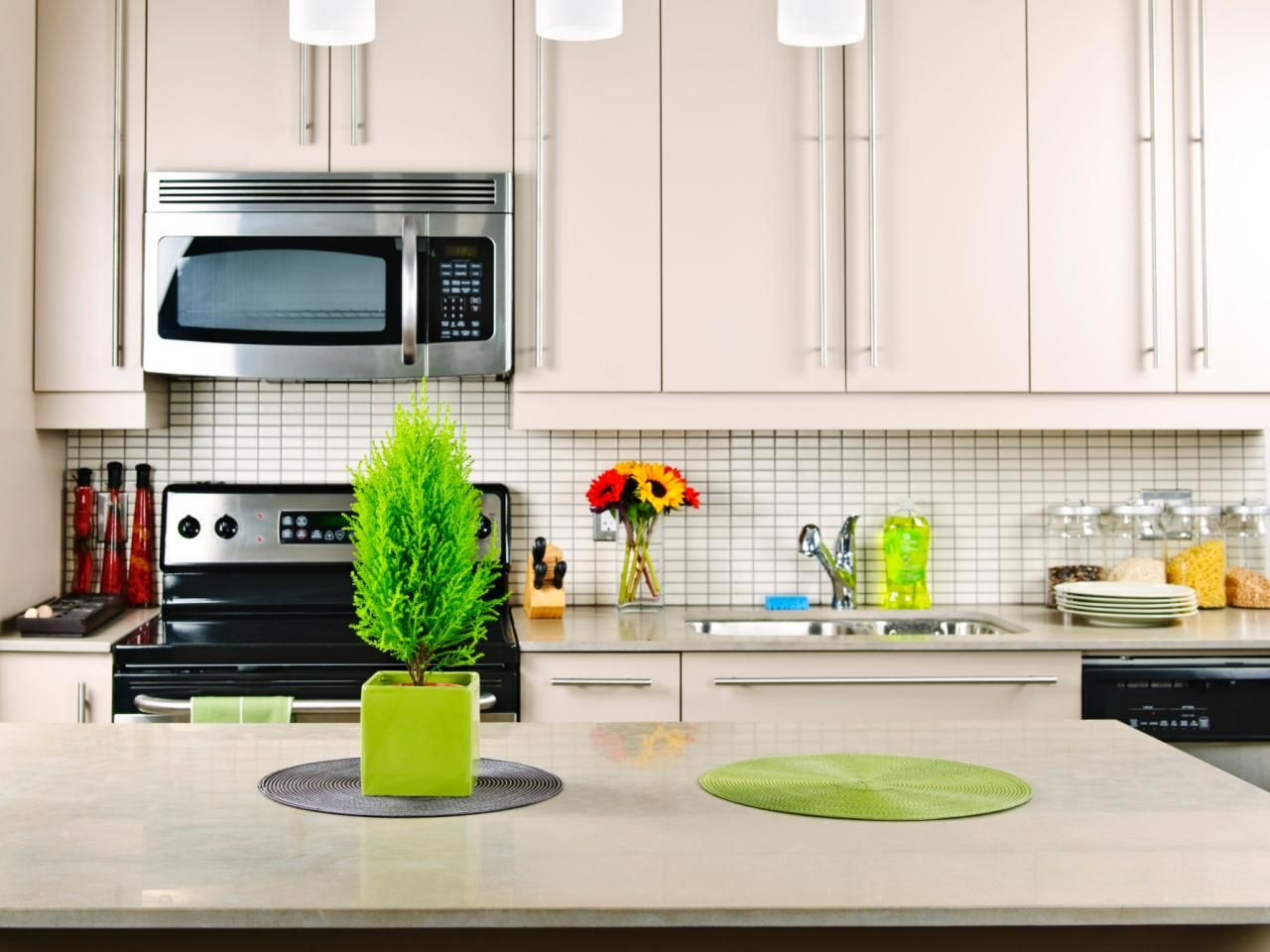 emejing counter decorating ideas images - home decorating ideas