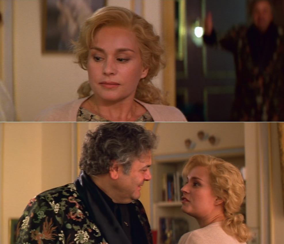 """Romeo + Juliet"" (1996) >> Paul Sorvino & Diane Venora ..."