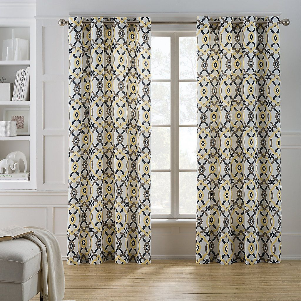 ideas new shower curtains white fascinating geometric designs gray and curtain modern luxury camille original of