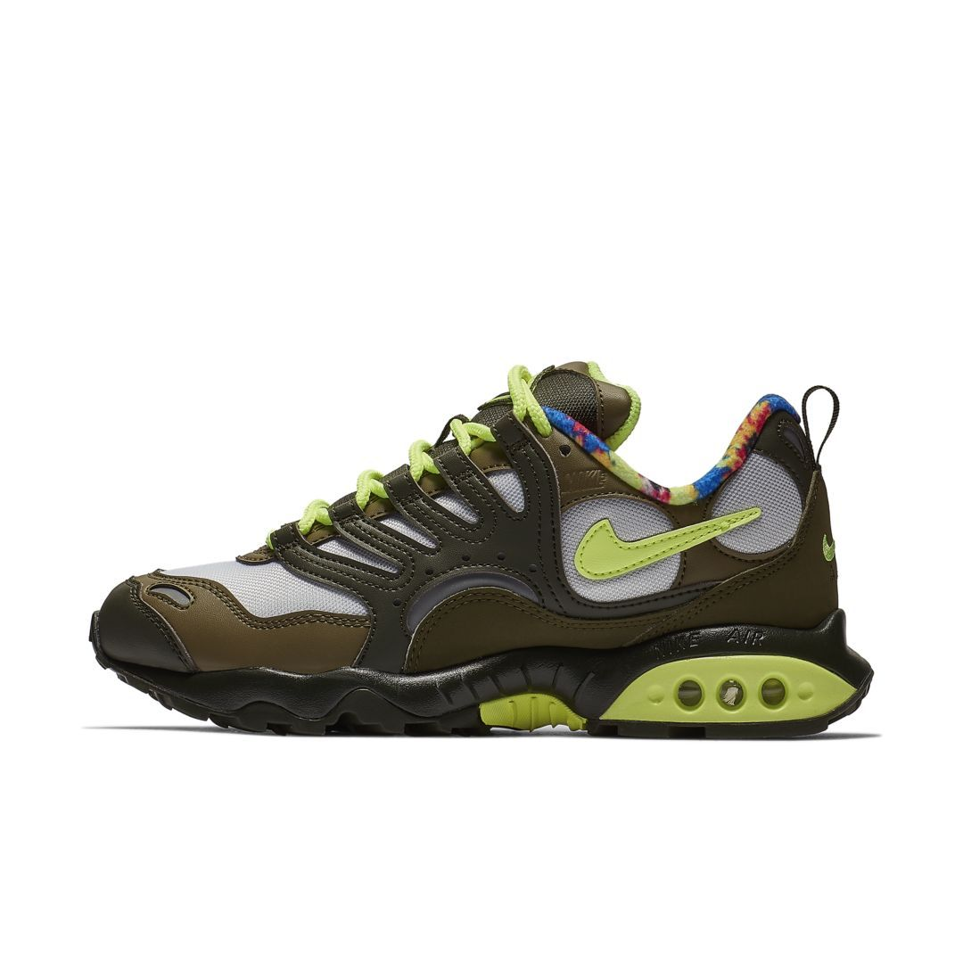 25040dfbe5 Nike Air Terra Humara '18 Women's Shoe Size 7.5 (Olive Canvas ...