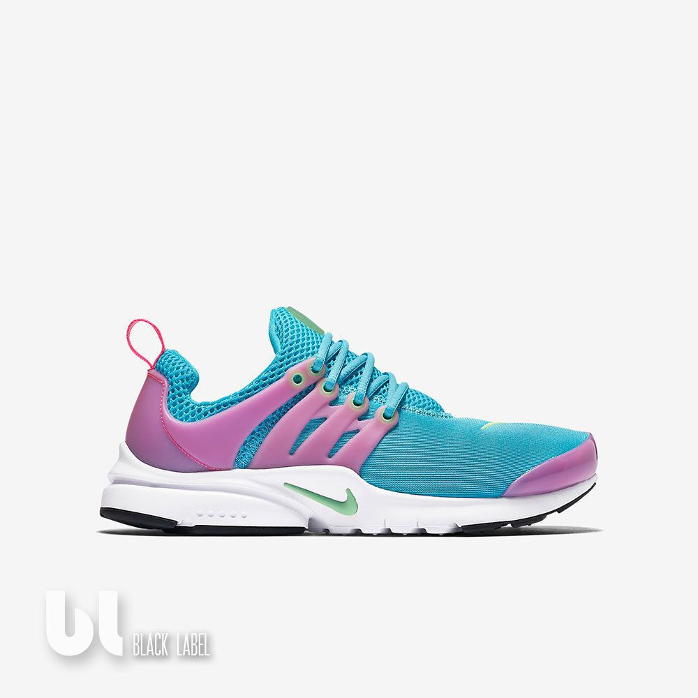 Nike Presto Fly (GS) Black White Jungen && Mädchen