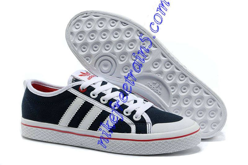 Where To Buy Adidas Honey Low Stripes Dark Blue White Red Q23323