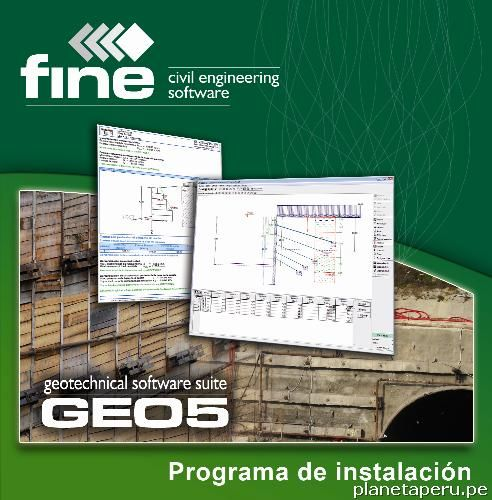 Download GEO5 Geotechnical Software Full Cracked Programs Latest