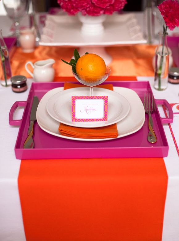 adorable place setting inspiration for mobella events wedding planner orlando wedding planner st