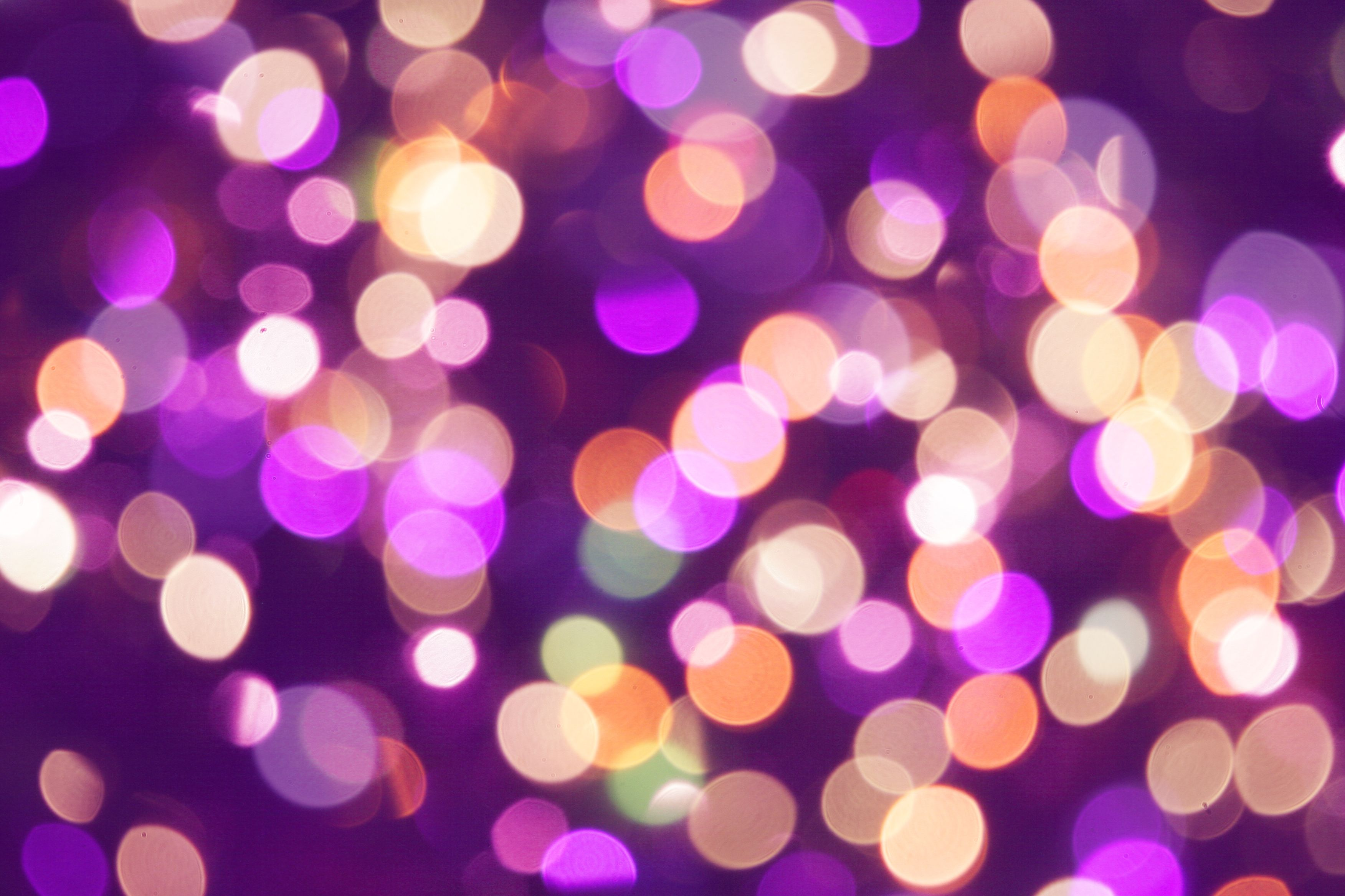 Christmas Lights Lights Lights Ppt Backgrounds For Powerpoint Templates More