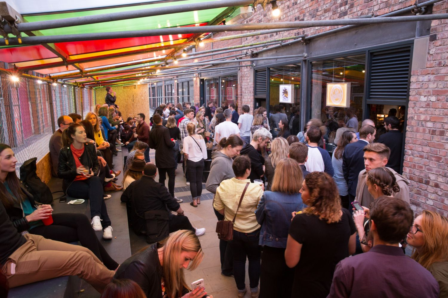 The ultimate guide to Manchester's best outdoor bars