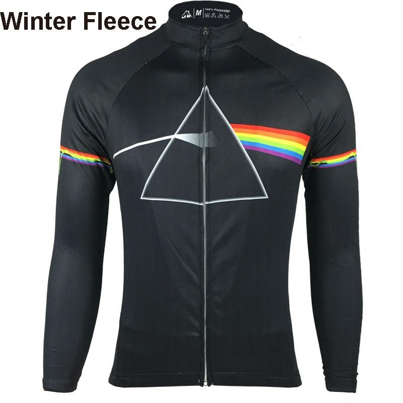 c021bcc5b Pink Floyd Cycling Pro Long Sleeve Jersey Men MTB Shirts Breathable Bike  Clothing Quick Dry Sport