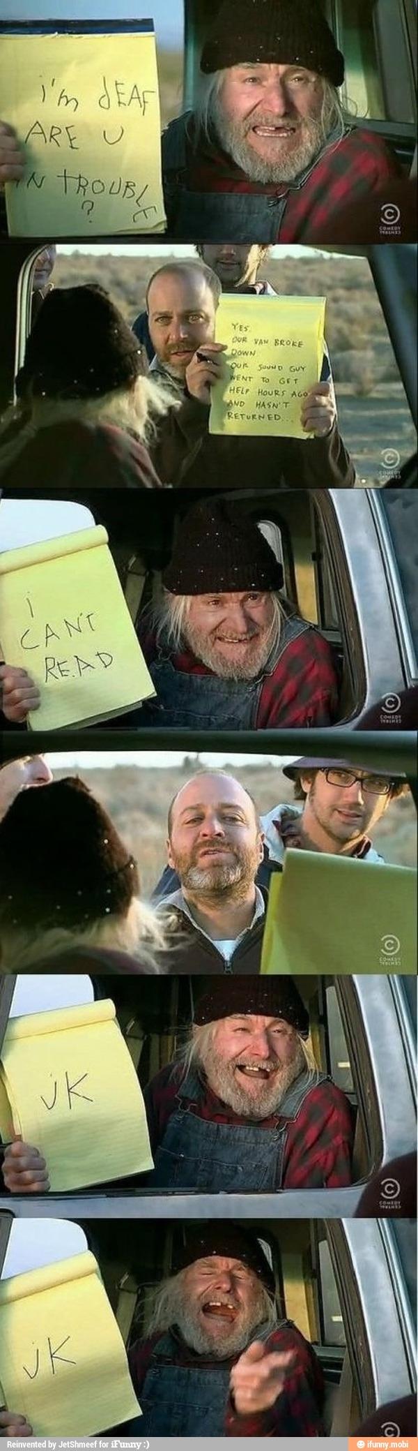 Funny guy / iFunny :)