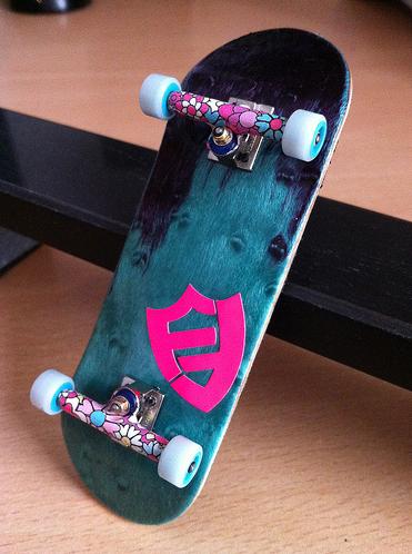 Epic flat face fingerboard love it Finger skateboard